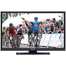 "Buy Sharp LC32LD145K LED HD 720p TV, 32"" with Built-in Freeview Online at johnlewis.com"