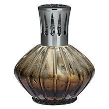 Buy Lampe Berger Corollissima Diffuser Lamp, Onyx, 310ml Online at johnlewis.com