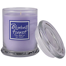 Buy Lily-Flame Bluebel Forest Candle Jar Online at johnlewis.com
