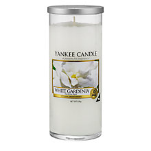 Buy Yankee White Gardenia Scented Candle, Large Online at johnlewis.com