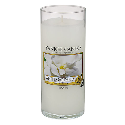 Buy Yankee Candle White Gardenia Scented Candle, Large Online at johnlewis.com