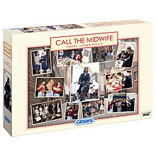 Buy Gibson & Son Call the Midwife 1000 Piece Jigsaw Puzzle Online at johnlewis.com