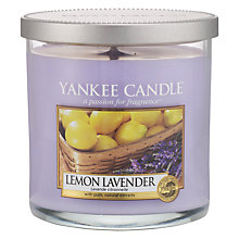 Buy Yankee Lemon and Lavender Scented Candle, Small Online at johnlewis.com