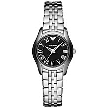 Buy Emporio Armani Women's Valente Mini Bracelet Strap Watch Online at johnlewis.com