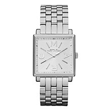 Buy Marc by Marc Jacobs Women's Truman Square Sunray Dial Watch Online at johnlewis.com