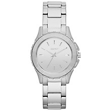 Buy DKNY Women's Mirror Stainless Steel Bracelet Watch Online at johnlewis.com