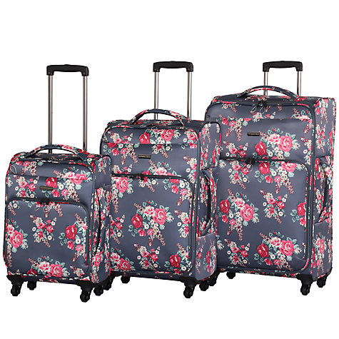 Buy John Lewis Darcy 4-Wheel Large Suitcase Online at johnlewis.com