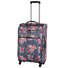 Buy John Lewis Darcy 4-Wheel Cabin Suitcase Online at johnlewis.com