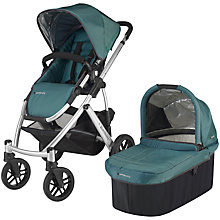 Buy Uppababy Vista Pushchair, Ella Jade Online at johnlewis.com