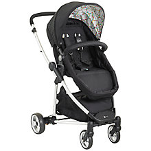 Buy My Child Floe Pushchair, Black Online at johnlewis.com