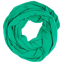Buy Betty Barclay Knitted Snood, Pepper Green Online at johnlewis.com