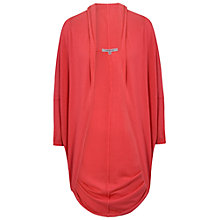 Buy Chesca Cocoon Shrug, Coral Online at johnlewis.com