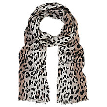 Buy Mint Velvet Zara Print Scarf, Multi Online at johnlewis.com