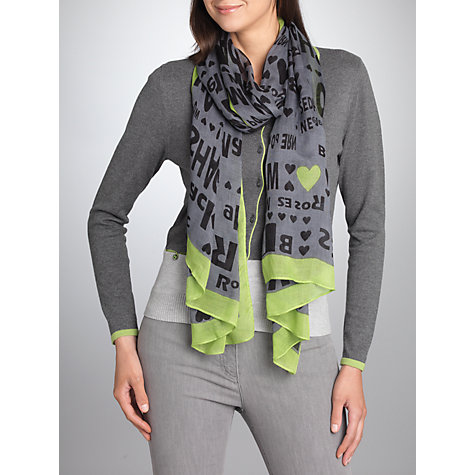 Buy Betty Barclay Long Scarf Online at johnlewis.com