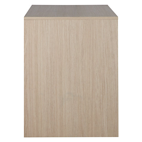 Buy John Lewis The Basics Dexter Office Desk Online at johnlewis.com