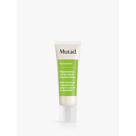 Buy Murad Rejuvenating Lift for Neck and Décolleté, 50ml Online at johnlewis.com