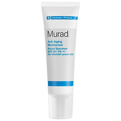 shop for Murad Anti-Ageing Moisturiser Broad Spectrum SPF 20 PA+++ at Shopo
