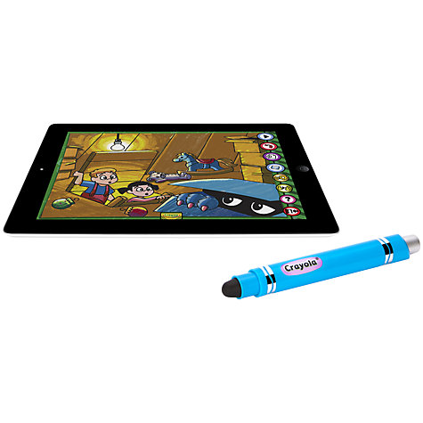 Buy Crayola ColorStudio HD iMarker for iPad Online at johnlewis.com