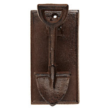 Buy Fallen Fruits Rusty Spade Door Knocker Online at johnlewis.com
