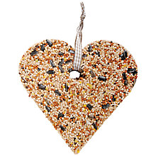 Buy Fallen Fruits Heart Bird Seeds Online at johnlewis.com