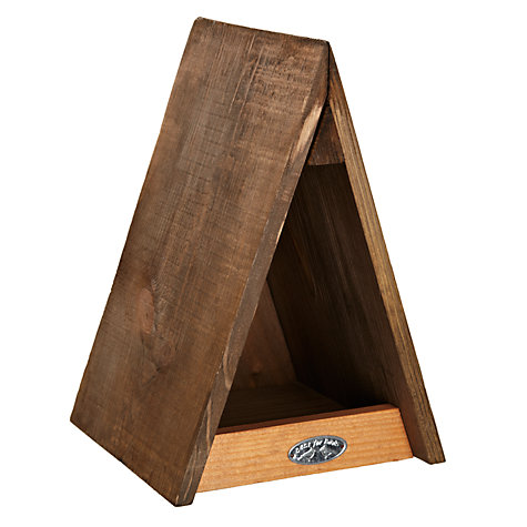 Buy Fallen Fruits Triangle Bird Feeder Online at johnlewis.com