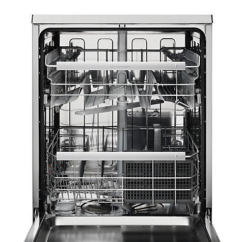 Buy Electrolux ESF6630ROW Dishwasher, White Online at johnlewis.com