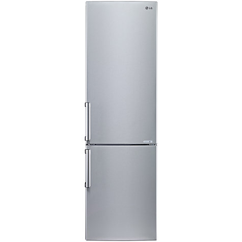 Buy LG GBB530NSCPB Fridge Freezer, A++ Energy Rating, 60cm Wide, Premium Steel Online at johnlewis.com
