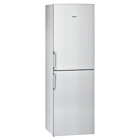 Buy Siemens KG34NVW20G Fridge Freezer, White Online at johnlewis.com