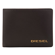 Buy Diesel Jem Neela XS Wallet, Black Online at johnlewis.com