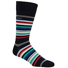 Buy Gant Multi Stripe Socks Online at johnlewis.com