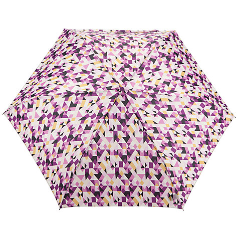 Buy John Lewis by Fulton Graphic Print Mini Umbrella Online at johnlewis.com