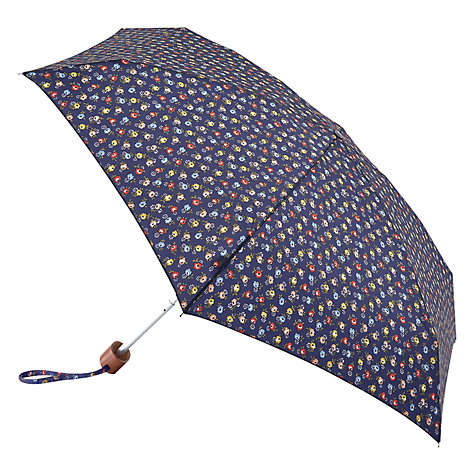 Buy Cath Kidston Camden Ditsy Floral Umbrella, Navy Multi Online at johnlewis.com