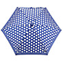 Buy John Lewis Spot Mini Umbrella, Blue Online at johnlewis.com