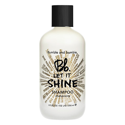 Buy Bumble and bumble Let It Shine Shampoo, 250ml Online at johnlewis.com