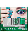 Nails Inc. Bling It On Emerald Collection