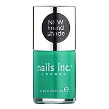 Buy Nails Inc. Glossy Nail Polish, 10ml, Queen Victoria Street Online at johnlewis.com