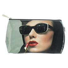 Buy Catseye Lipstick Women PVC Wash Bag Online at johnlewis.com