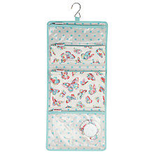 Buy Cath Kidston Butterflies Cosmetics Roll Online at johnlewis.com
