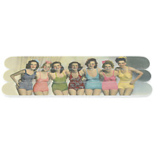 Buy Catseye Bathing Belles Nail Files, Pack of 3 Online at johnlewis.com