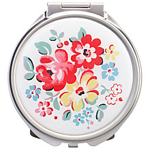 Buy Cath Kidston Camberwell Rose Compact Mirror Online at johnlewis.com