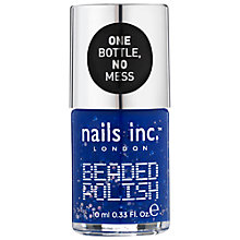 Buy Nails Inc. Special Effects Beaded Polish, 10ml Online at johnlewis.com