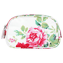 Buy Cath Kidston New Rose Bouquet Make-Up Case Online at johnlewis.com