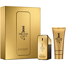 Buy Paco Rabanne 1 Million Eau de Toilette Fragrance Set, 50ml Online at johnlewis.com