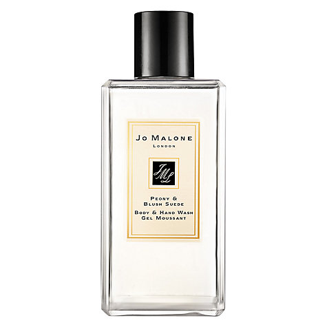 Buy Jo Malone™  Peony & Blush Suede Body and Hand Wash, 250ml Online at johnlewis.com