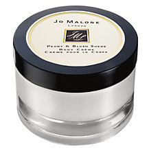 Buy Jo Malone™ Peony & Blush Suede Body Crème Body Creme, 175ml Online at johnlewis.com