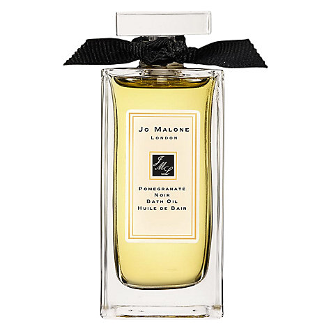 Buy Jo Malone Bath Pomegranate Noir Bath Oil, 30ml Online at johnlewis.com