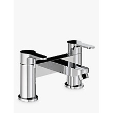 Buy Abode Debut Deck Mounted Bath Filler Tap Online at johnlewis.com