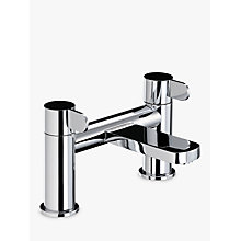 Buy Abode Bliss Deck Mounted Basin Mixer Tap Online at johnlewis.com