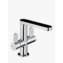 Buy Abode Bliss Monobloc Basin Mixer Tap Online at johnlewis.com