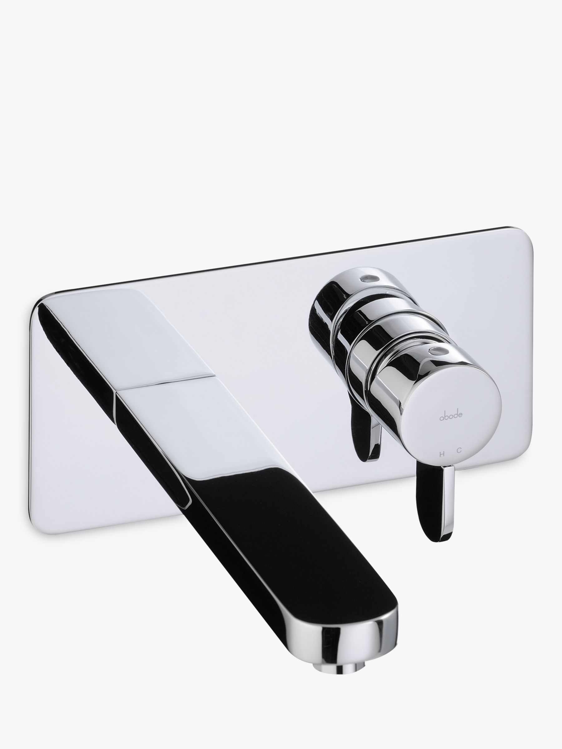 Abode Abode Bliss Wall Mounted Basin Mixer Tap